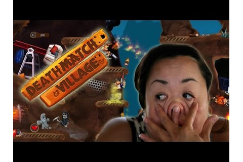Deathmatch Village (PS3, PS Vita) - YouTube