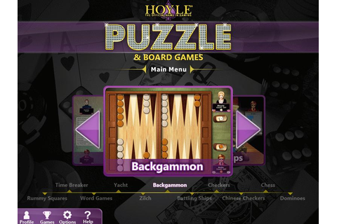 Hoyle Puzzle & Board Games (Mac) - Buy and download on ...