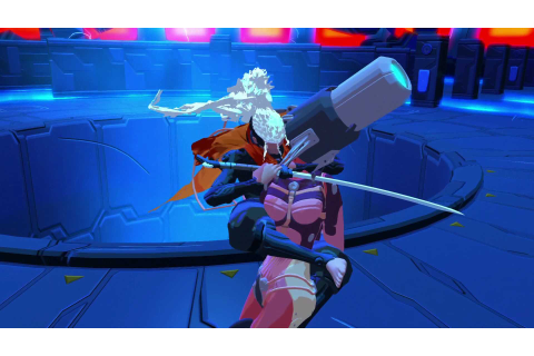 Furi - Recensione - GameSource