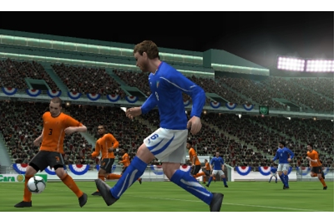 Pro Evolution Soccer 2011 3D | Articles | Pocket Gamer