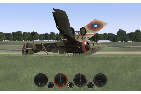 Rise of Flight: The First Great Air War Screenshots for ...