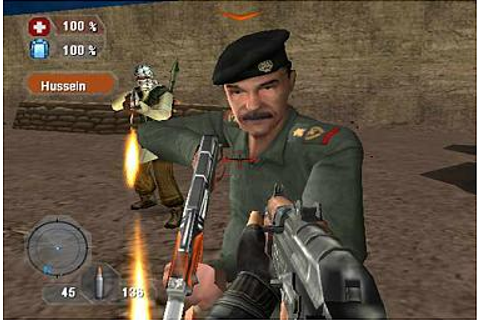 America's 10 Most Wanted (Europe) (En,Fr,De,Es,It) (v1.04) ISO