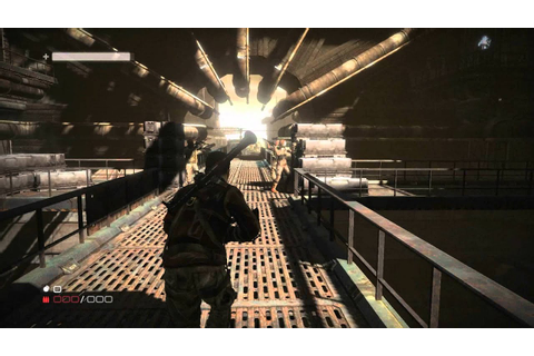 Terminator Salvation the Game last mission!!! On PC - YouTube