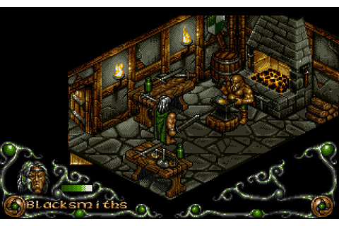 Darkmere: The Nightmare's Begun (1993 - Amiga). Ссылки ...