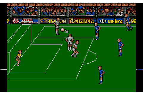 Peter Beardsley's International Football (1988) by Teque ...