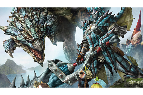 Game Review: MONSTER HUNTER 4 ULTIMATE Cuts the Fluff ...