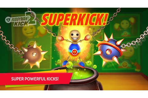 App Shopper: Buddyman™ Kick 2 (by Kick the Buddy) (Games)