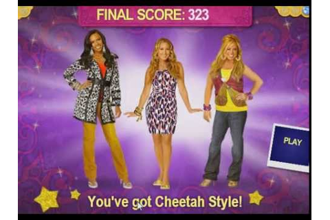 The Cheetah Girls One World Games - Bollywood Dressing ...
