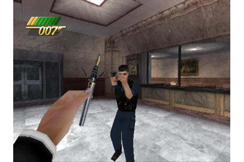 007 The World Is Not Enough (PSX) – Game Art and ...
