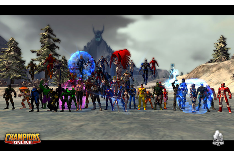 It's Time For Super Hero MMORPG Genre To Make A Comeback ...