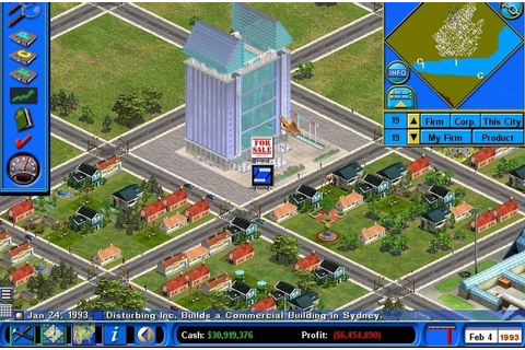 Capitalism 2 Game - Free Download Full Version For Pc
