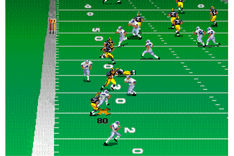 Madden NFL 97 (USA, Europe) ROM