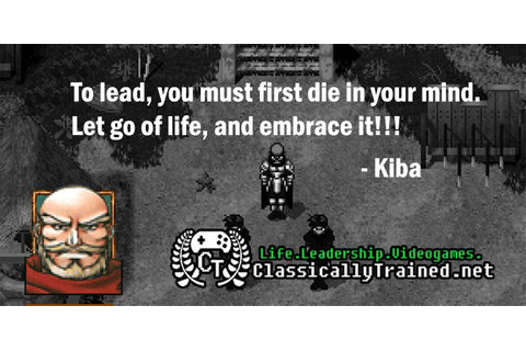 Video Game Quotes: Suikoden II on Leadership ...