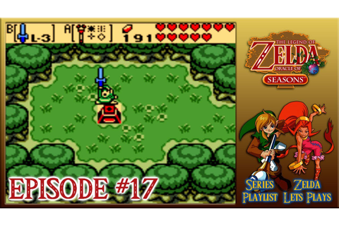 The Legend Of Zelda: Oracle Of Seasons - The Road To Ruins ...