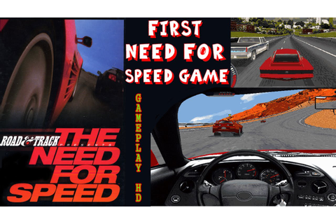 The Need for Speed (1994) Gameplay - The First NFS Game HD ...