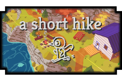 A Short Hike - (Peaceful Indie Adventure Game) - YouTube