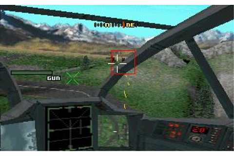 Firestorm: Thunderhawk 2 Download (1995 Simulation Game)