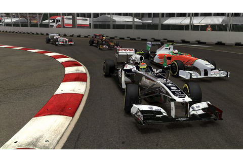 F1 2011 Review - PS3
