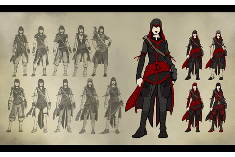The Art of Assassin's Creed: Chronicles - Telegraph