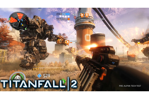 TITANFALL 2 MULTIPLAYER GAMEPLAY - NEW BOUNTY HUNTER GAME ...