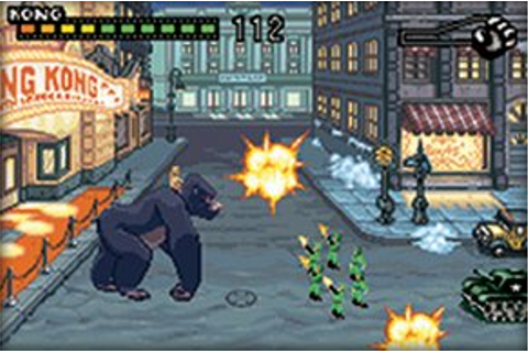 Descargar Peter Jackson's King Kong The Official Game of ...