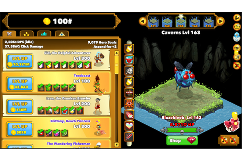 Download Clicker Heroes Full PC Game