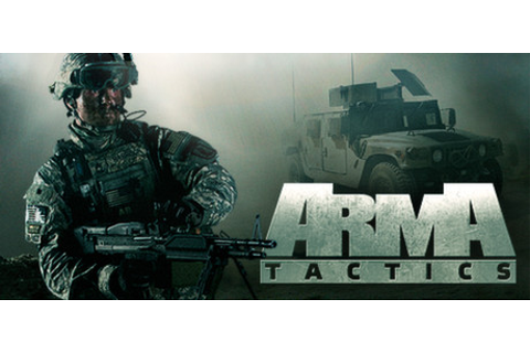 Save 80% on Arma Tactics on Steam
