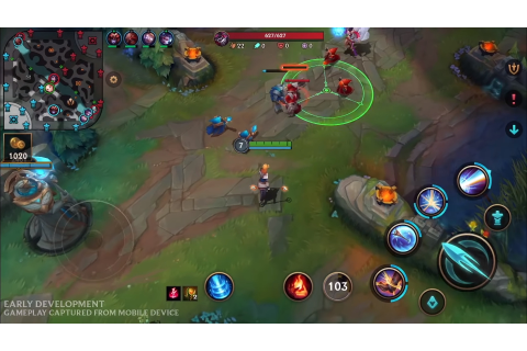League is expanding to mobile and console with League of ...