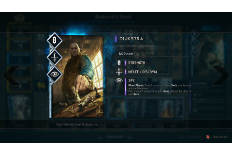 Gwent: The Witcher Card Game - Screenshot-Galerie ...