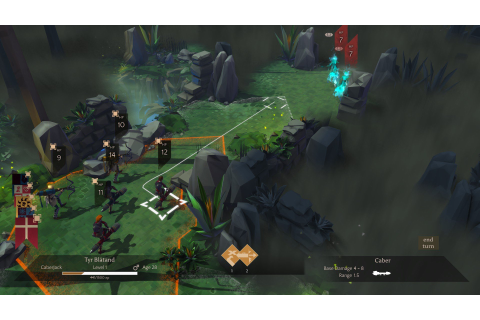 Double Fine's Kickstarted Strategy Game Massive Chalice ...