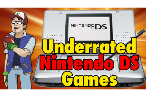 10 Underrated Nintendo DS Games - YouTube