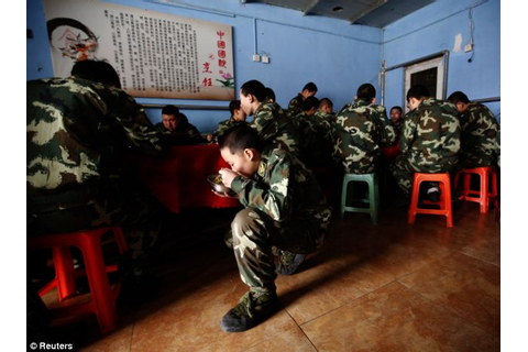 Internet addiction boot camps set up across China | Daily ...