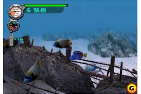 Game Classification : Everblue (2001)