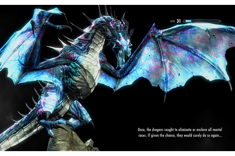 Colorful Dragons 2 at Skyrim Nexus - mods and community