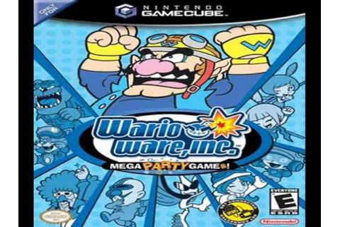 Wario Ware, Inc.: Mega Party Game$ OST - 12 - Wario's ...