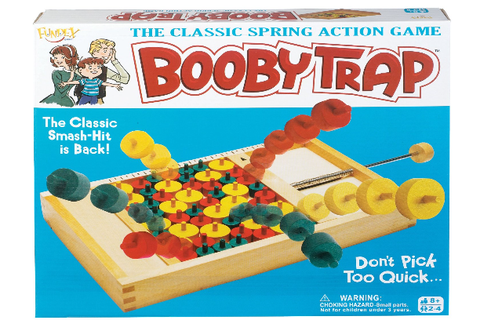Booby Trap | occupational therapy toys | Pinterest ...