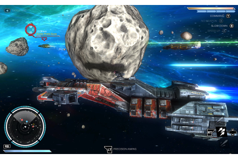 Rebel Galaxy Review (PS4) | Push Square