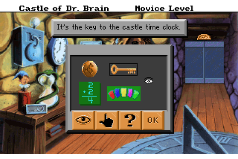 Download Castle of Dr. Brain adventure for DOS (1991 ...