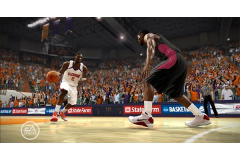 EA tells NCAA Basketball games to hit the showers ...