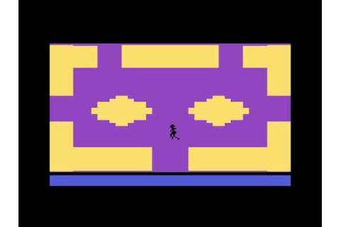 SwordQuest: FireWorld for the Atari 2600 - YouTube
