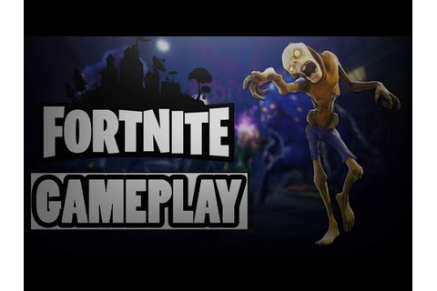 Fortnite|Its Zombie Killing Time!! - YouTube