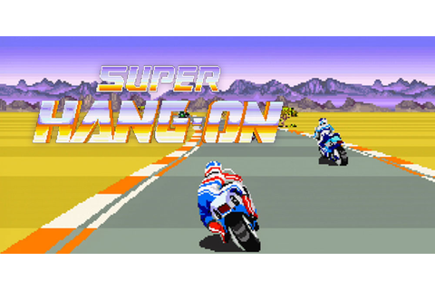 Super Hang-On™ | Arcade | Games | Nintendo