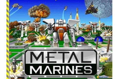 Metal Marines Download Free Full Game | Speed-New