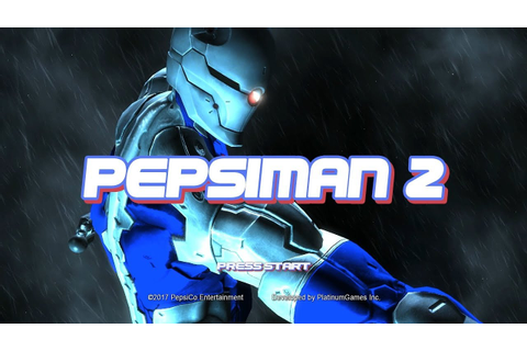 MGR Mod - Pepsiman vs Coca-Colaman - YouTube