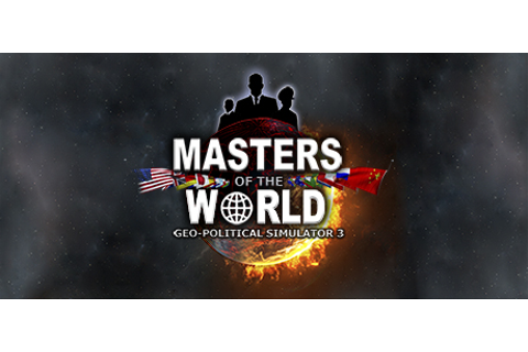 Save 25% on Masters of the World - Geopolitical Simulator ...