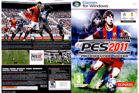 ultigamerz: Pro Evolution Soccer 2011 PC Full Game Download