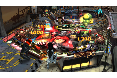 Zen Pinball 2: Marvel's Women of Power Review – Brash Games