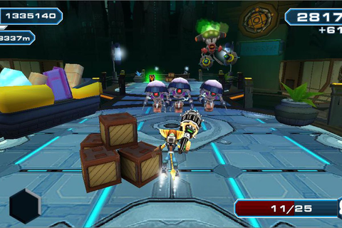 Ratchet and Clank going mobile with Before the Nexus - Polygon