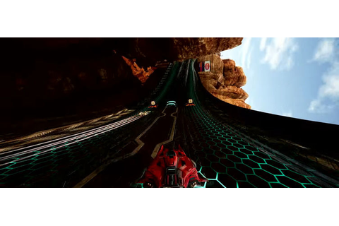 WipeOut-like Formula Fusion becomes Pacer, adds Battle ...