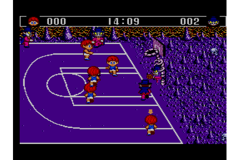 lunatic obscurity: Basketball Nightmare (Master System)